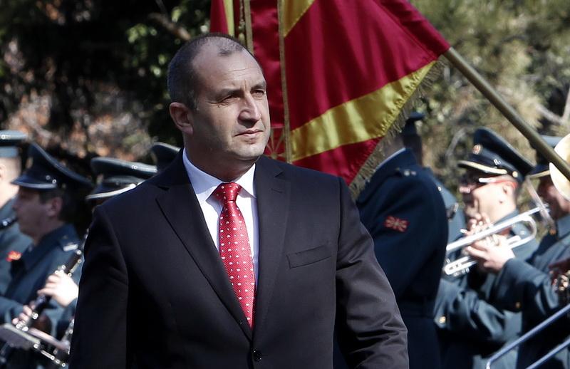 Xhaferi-Radev: Bulgaria to fully support Macedonia's bid to join EU, NATO