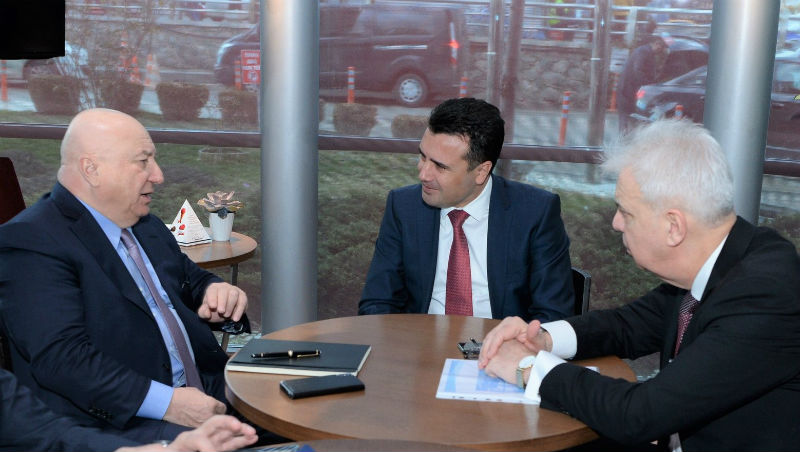 TAV to invest €45 million in projects in Macedonia