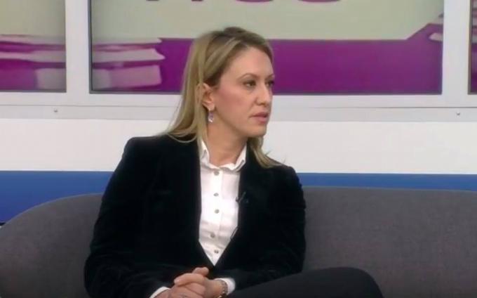 Dr.Amela Cana drejtoresh e re e Klinikës Universitare Stomatologjike të Shkupit