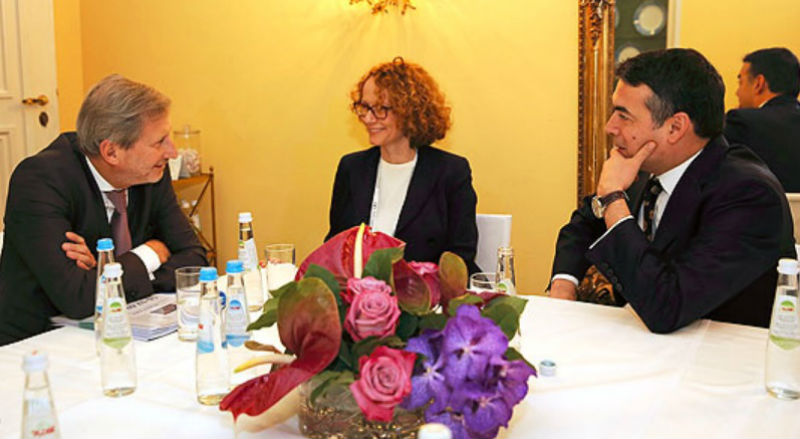 DM Sekerinska activities at Munich Security Conference