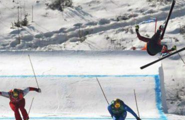 ЗОИ 2018: Канадски олимпиец ја скрши карлицата по тежок пад во ски-крос