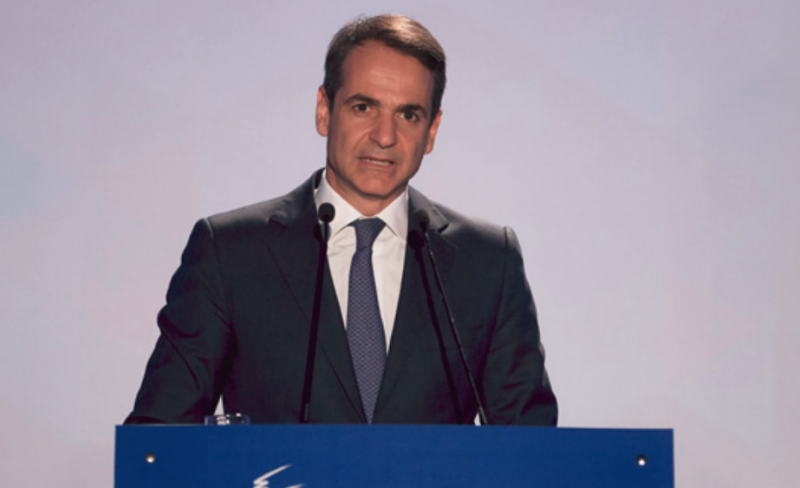 Opposition leader Mitsotakis slams Greek PM over poor handling of name negotiations