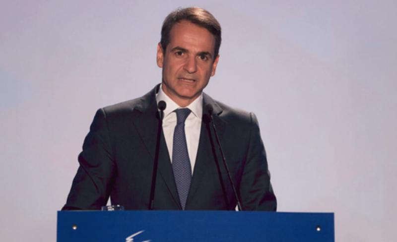 Opposition leader Mitsotakis slams Greek PM over poor handling of name negotiations