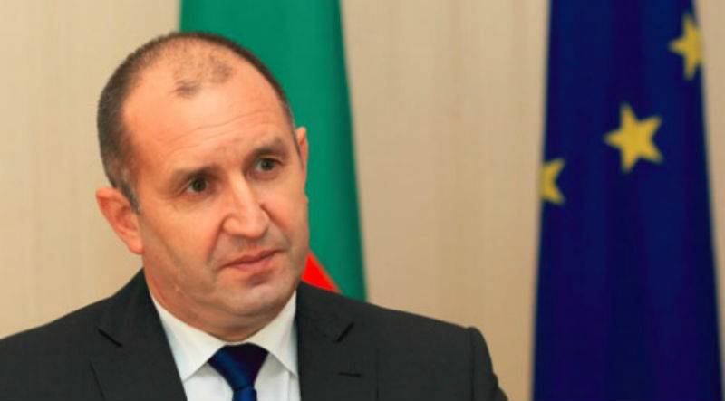 Bulgarian President Radev pays official visit to Macedonia