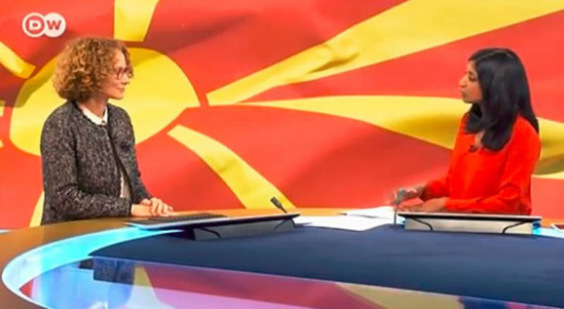 Macedonian government promotes European behavior in Balkan region - DM Sekerinska