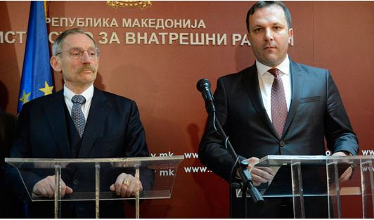 Macedonia and Hungary to join forces against extremism and terrorism