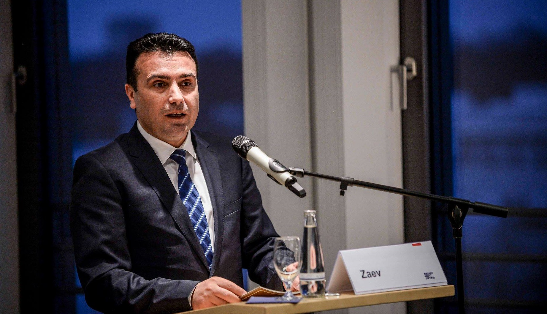 Zaev tells Berlin conference: Macedonia deserves individual assessment over EU accession