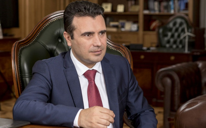 PM Zaev hints on personnel refreshment this spring