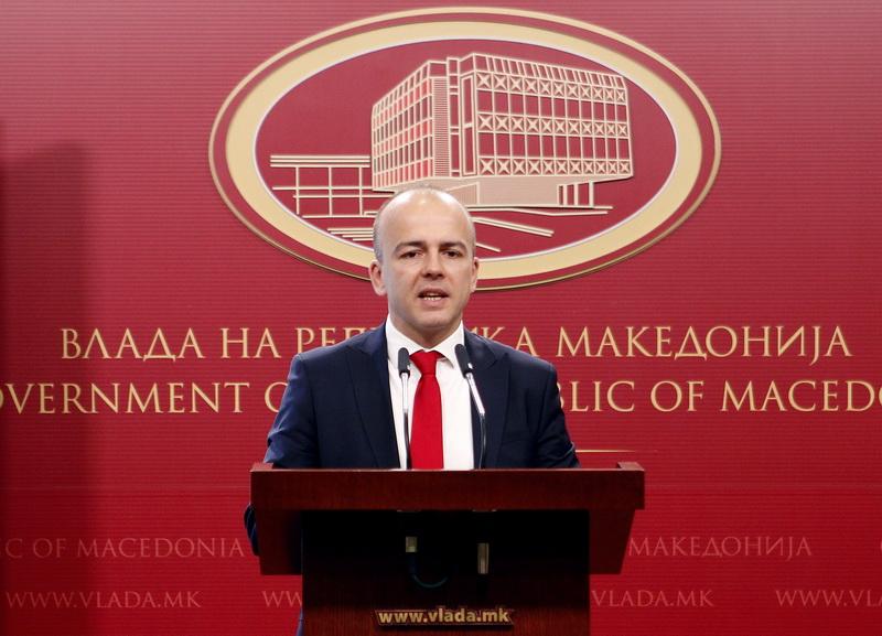 Tevdovski: Budget rebalance will not affect the construction of the Skopje-Blace highway