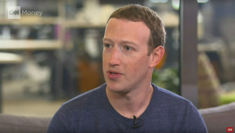Zuckerberg: We found a lot of accounts from Macedonia spreading fake news (VIDEO)