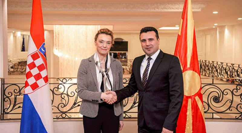Заев Буриќ  Реформите и политиките за добрососедство отвораат перспективи за Македонија