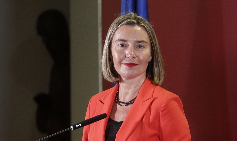 Mogherini: Prespa Agreement is a unique opportunity that may never happen again