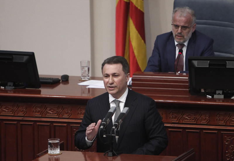 Xhaferi: Gruevski's MP status to be re-examined in Parliament