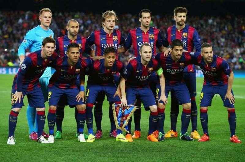 Barcelona heq dorë nga Grizmani