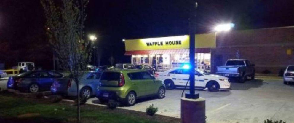 Gunman still at large: Nashville Waffle House mass shooting