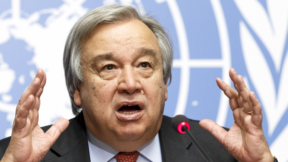 Guterres: Zaev and Tsipras signed historic agreement