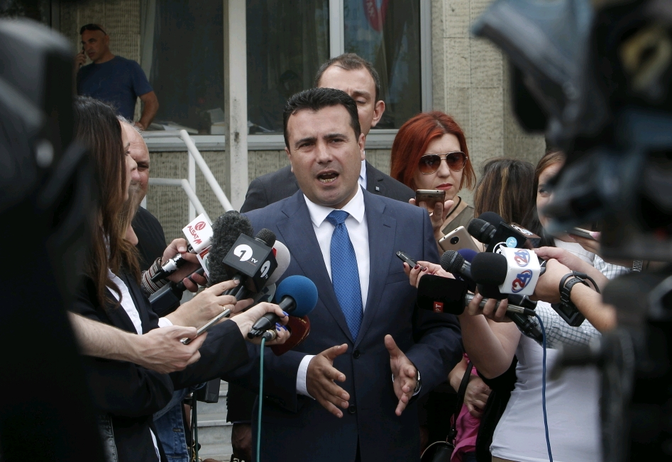Zaev: The pardons are over