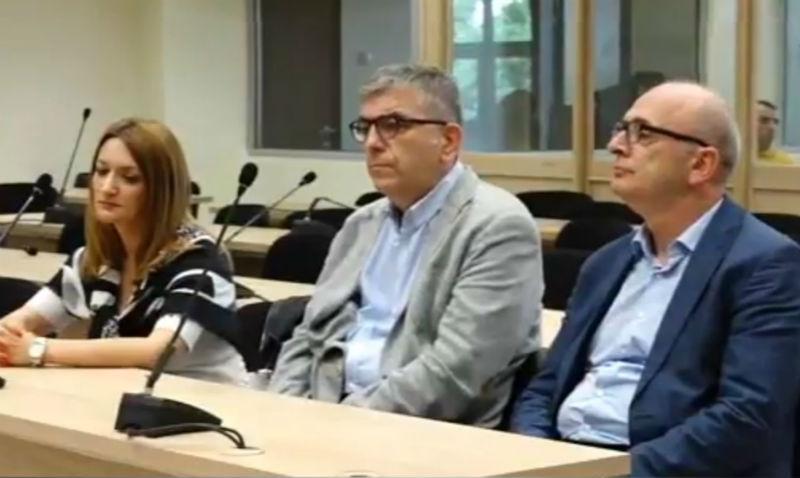 Former assistant MoI Popovski sentenced to nine years in prison