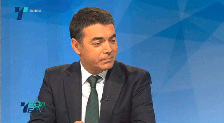 Димитров: Претседателот е должен да потпише законот, кој по втор пат се враќа во Собранието