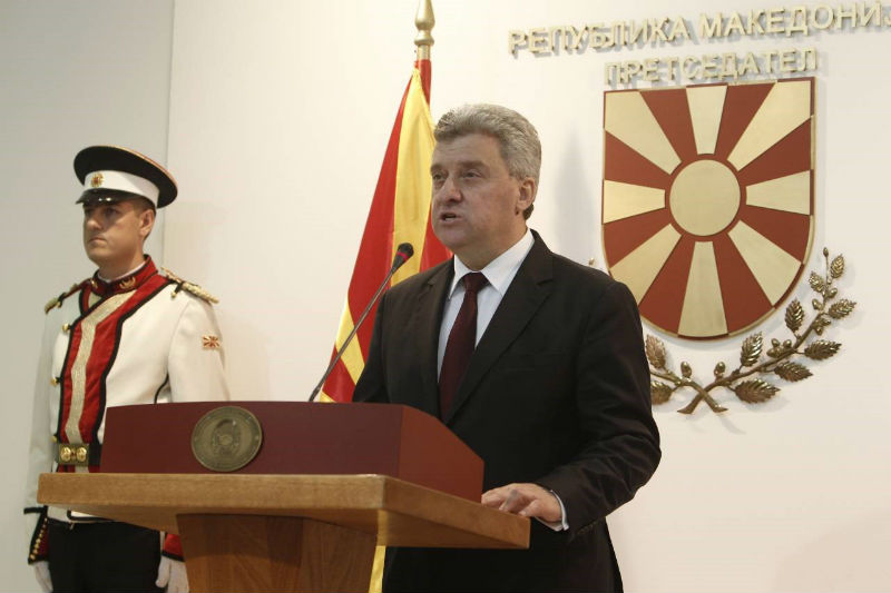 Albanian parties send message to Ivanov: Re-examine your decision or resign