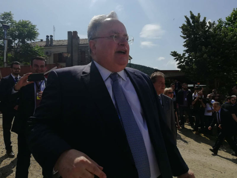 Kotzias: From million to 4,000 protesters; Greeks have broken stereotypes