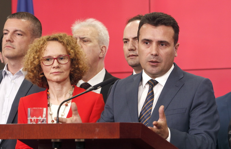 Zaev: Leaders' meeting possible, even early election if it guarantees a successful referendum