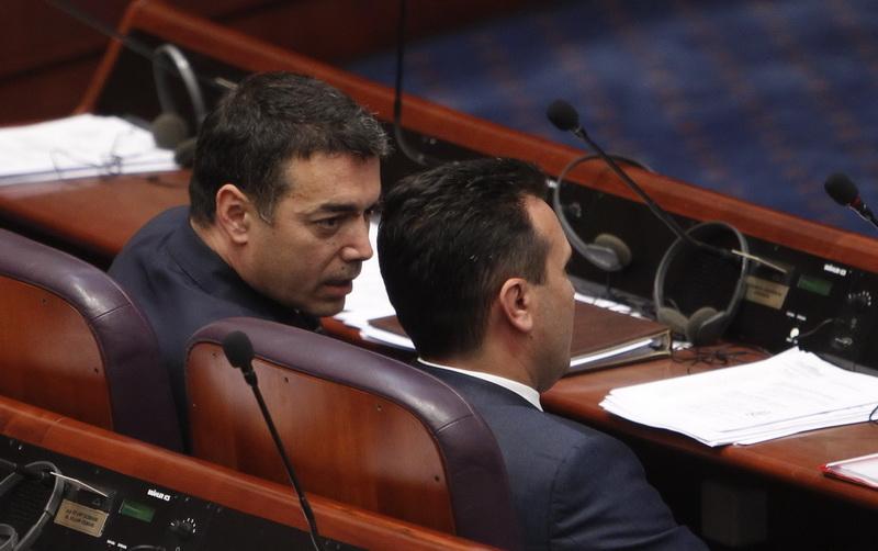 МНР испрати нота до Грција дека договорот е ратификуван