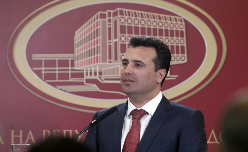 Zaev to visit Austria and Poland