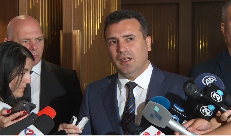 Zaev in an interview with 'Politika': I believe the referendum will succeed