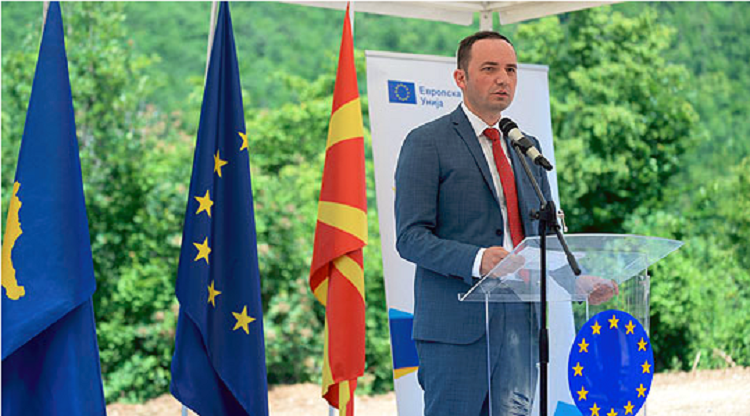 Osmani: Macedonia will succeed to finalize EU accession talks by 2025