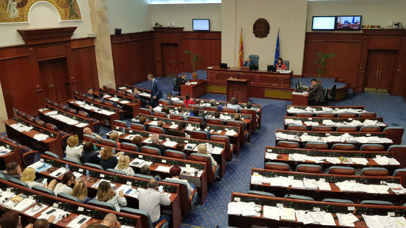 Macedonia's Parliament ratifies name deal with Greece