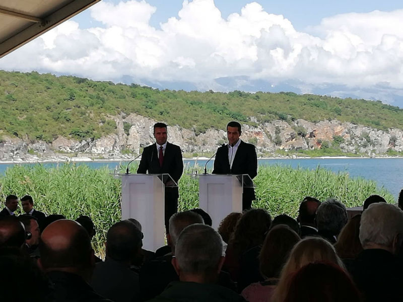 Zaev: We moved mountains with the final agreement