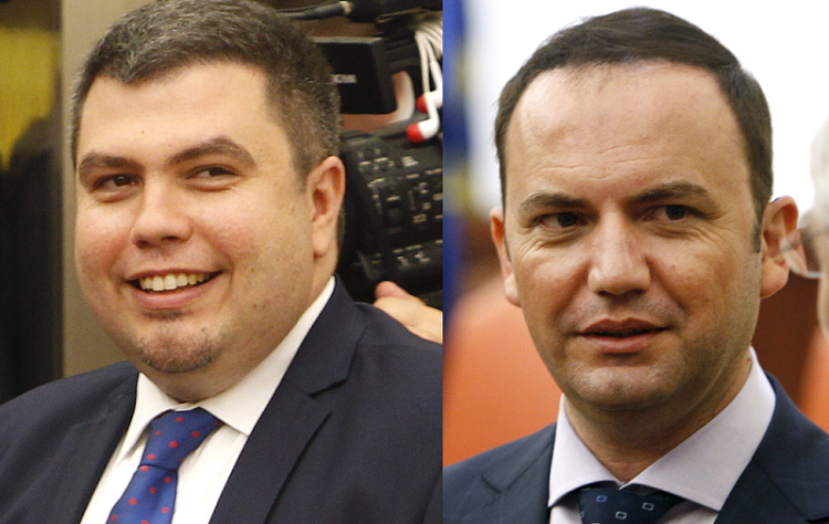 Osmani and Maricic will not get two salaries