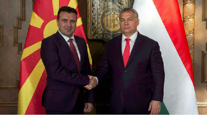 PM Orban welcomes Macedonia-Greece name agreement