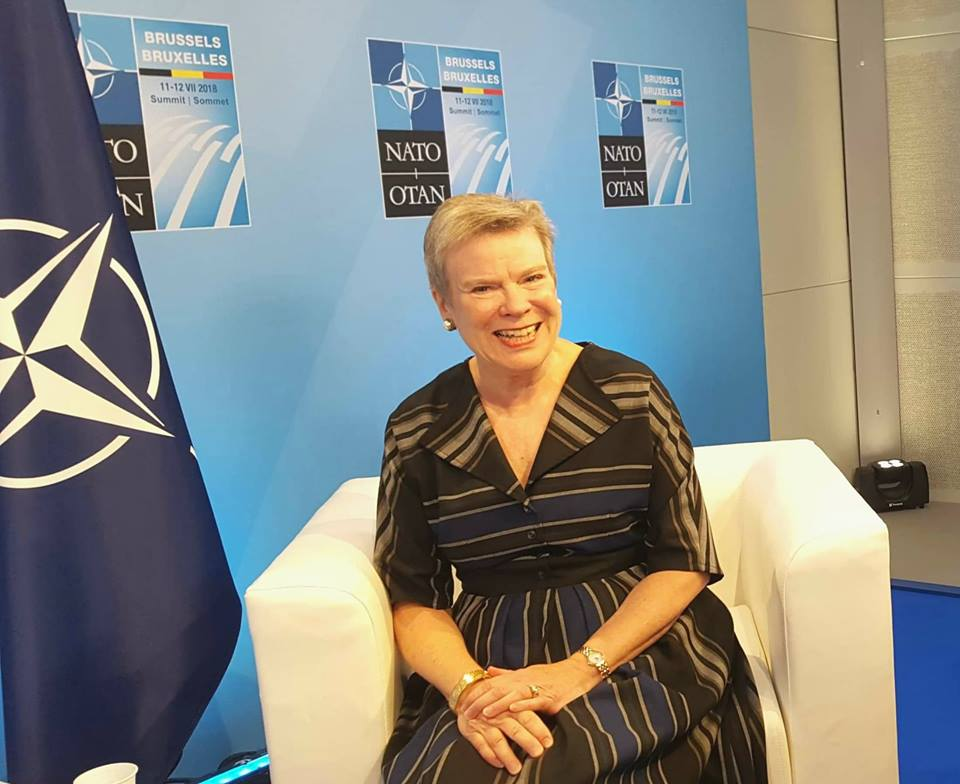 Gottemoeller: NATO did not decide who should come to the summit