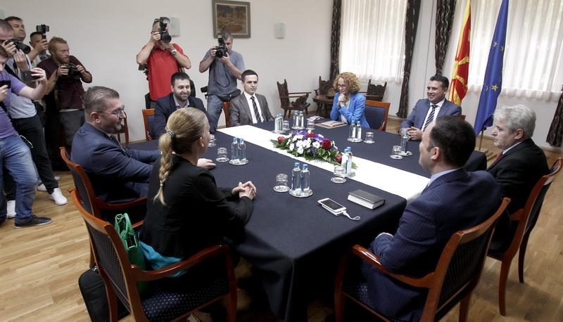 Leaders' meeting ends in deadlock after 4 hours of debate