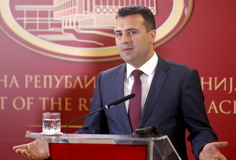 Zaev: Referendum issue to be defined at leaders' meeting