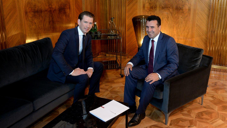 Kurz: We warmly welcome the Skopje-Athens agreement