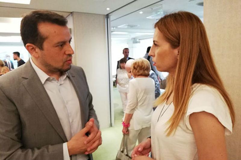 Nikos Pappas: Name deal launches 'new era'