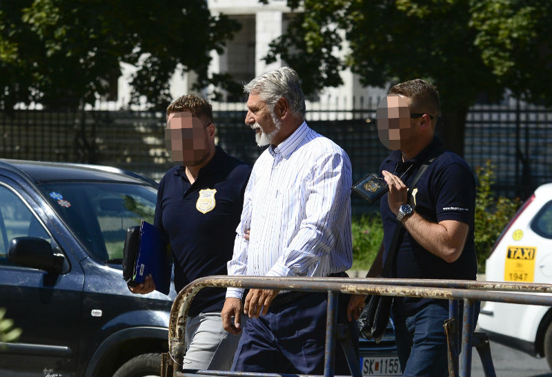 Prokuroria kërkon 30 ditë paraburgim për Jakimovskin