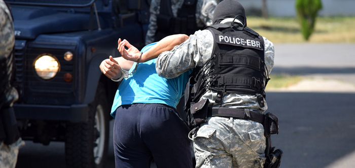 Policia e Maqedonisë arreston kosovarin e dyshuar për trafik droge