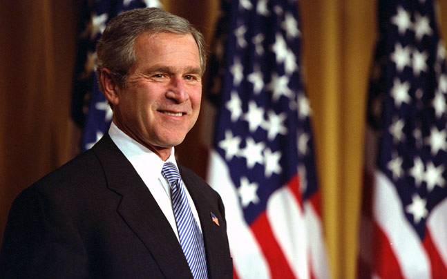 Bush kërkon që të votohet referendumi i 30 shtatorit