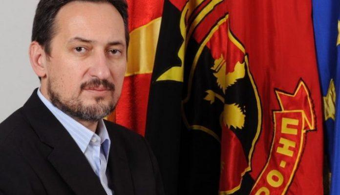 Georgievski  Në VMRO dikush po shet patriotizëm të rrejshëm