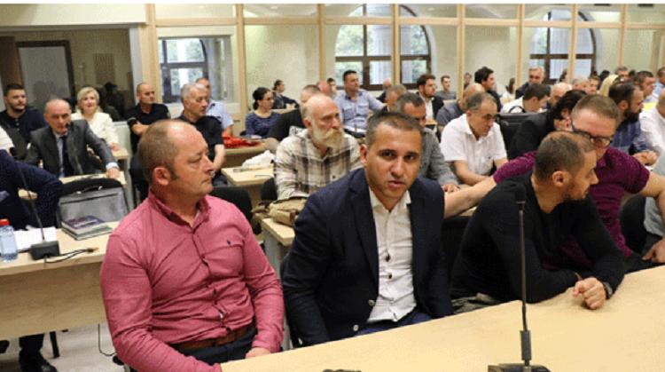 Ndihma e shpejtë në Gjykatën Penale  i përkeqësohet gjendja Munir Pepiqit