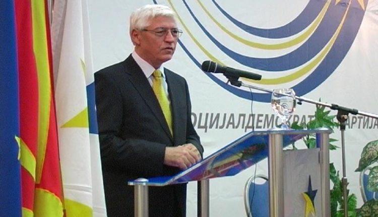 PRSD  Nëse do i jepej amnisti  VMRO ja do e mbështeste referendumin