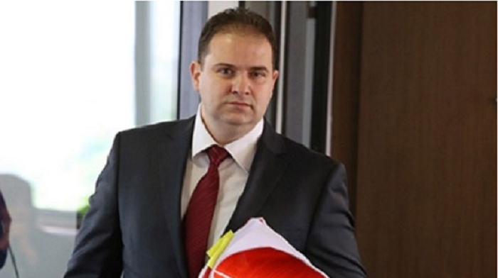 Vlladimir Pançevski merret në pyetje nga Prokuroria Themelore