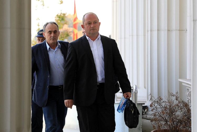 MP Krsto Mukoski released on bail