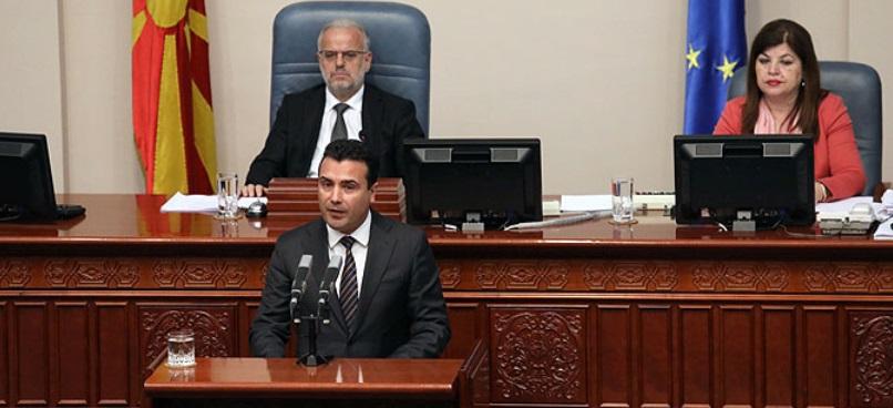 Заев: Спремен сум да седнам и со лидерот на ВМРО-ДПМНЕ за да изградиме консензус