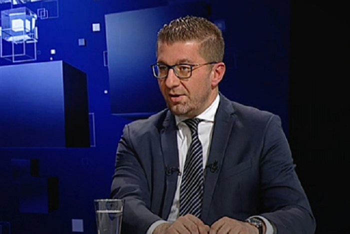Mickoski: If Mogherini can address the Parliament, why can't I?