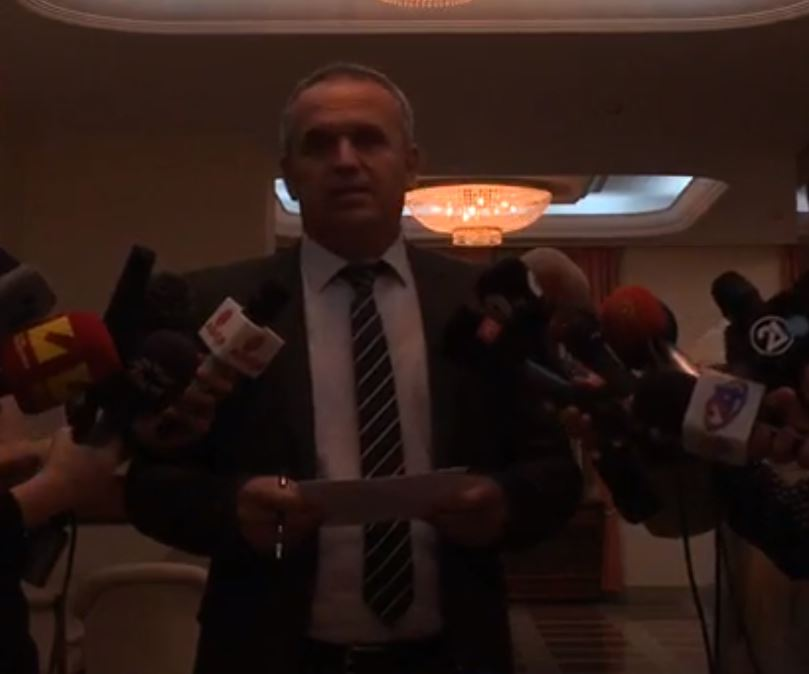 Ramcilovic: Reconciliation group offers fresh draft law on amnesty